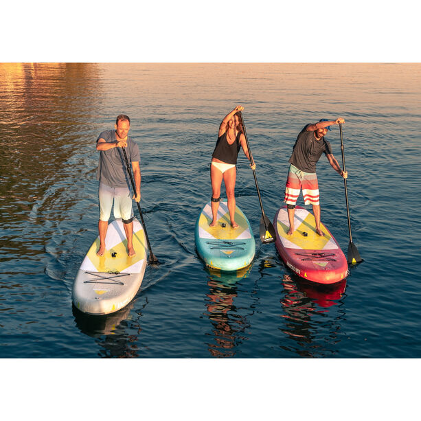 Indiana SUP Apatcha 11'6 Fire Aufblasbares SUP Board red