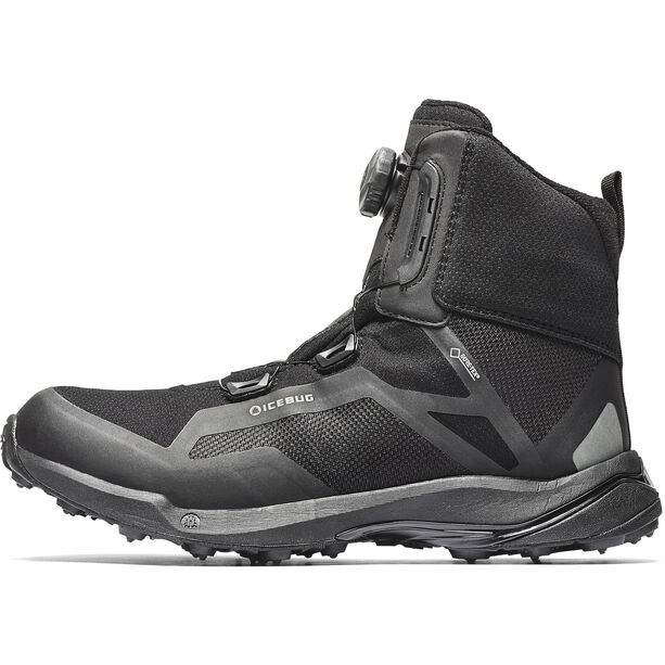 Icebug Walkabout BUGrip GTX Shoes Herren black