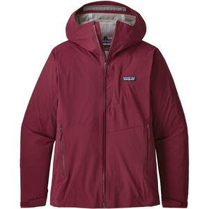 Patagonia Stretch Rainshadow Jacket Damen arrow red arrow red