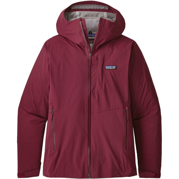 Patagonia Stretch Rainshadow Jacket Damen arrow red