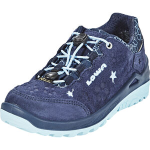 Lowa Marie GTX Low Shoes Mädchen navy/iceblue navy/iceblue