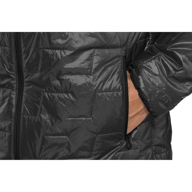 Helly Hansen Lifaloft Hooded Insulator Jacket Herren black matte