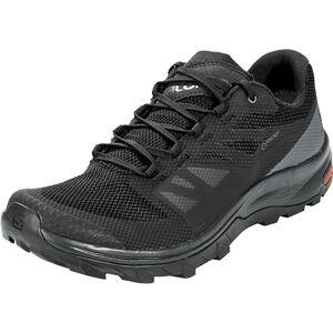 Salomon OUTline GTX Shoes Herren black/phantom/magnet black/phantom/magnet