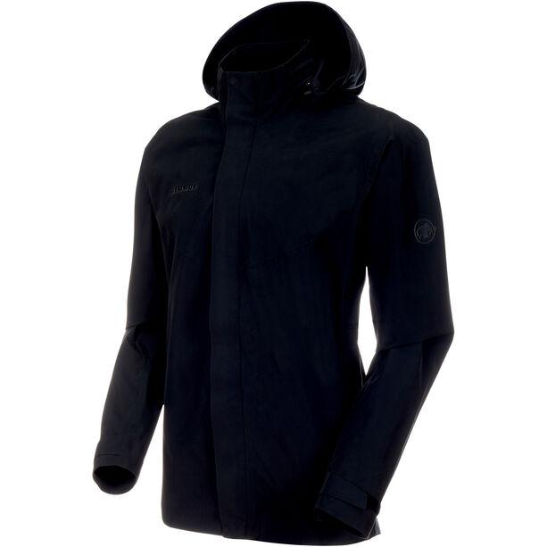 Mammut Trovat HS Hooded Jacket Herren black