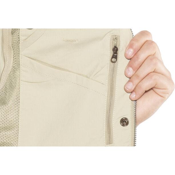 Royal Robbins Discovery Convertible Jacket Damen sandstone