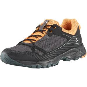 Haglöfs Trail Fuse Shoes Herren true black/desert yellow