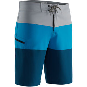 NRS Benny Board Shorts Herren gray/blue gray/blue