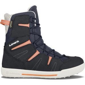 Lowa Lilly II GTX Shoes Kinder navy/mandarine navy/mandarine