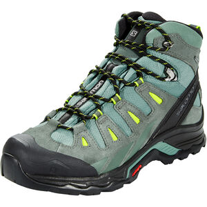 Salomon Quest Prime GTX Shoes Herren balsam green/urban chic/lime green balsam green/urban chic/lime green