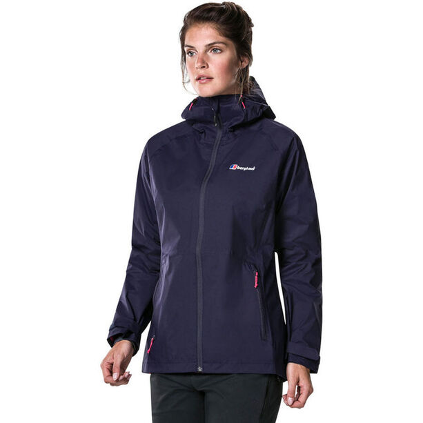 Berghaus Stormcloud Shell Jacke Damen evening blue