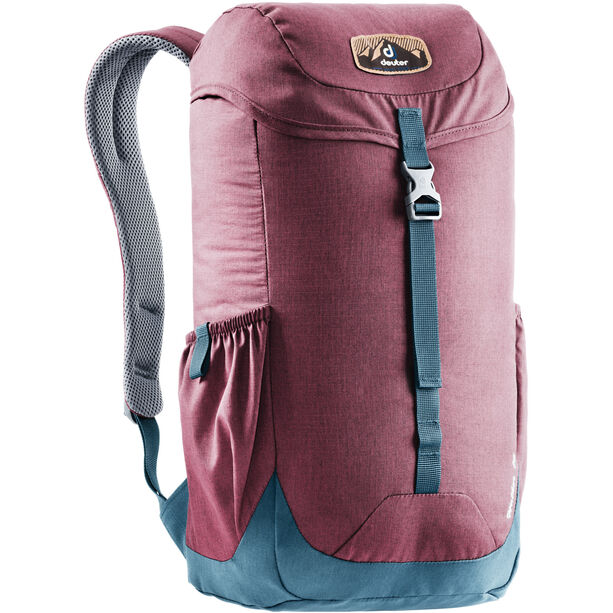 Deuter Walker 16 Rucksack maron/midnight