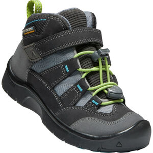 Keen Hikeport Mid WP Shoes Kinder magnet/greenery magnet/greenery
