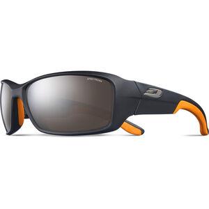 Julbo Run Spectron 4 Sonnenbrille Herren matt black/orange/brown flash silver matt black/orange/brown flash silver