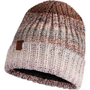 Buff Lifestyle Knitted and Polar Fleece Hat olya grey olya grey