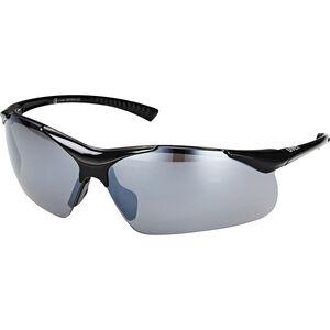 UVEX Sportstyle 223 Sportbrille black/silver black/silver