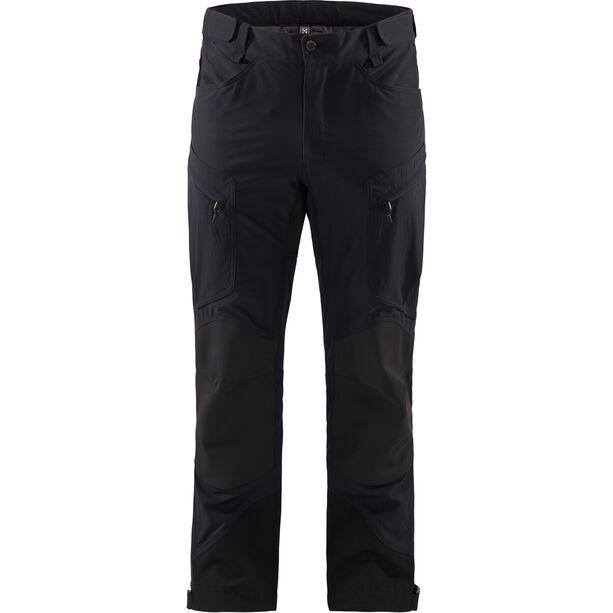 Haglöfs Rugged Mountain Pants Herren true black solid short