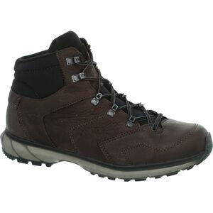 Hanwag Palung Mid-Cut Schuhe Herren chestnut/asphalt chestnut/asphalt