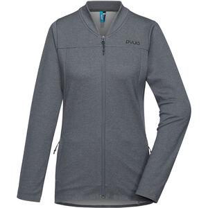 PYUA Glare Jacket Damen grey melange grey melange