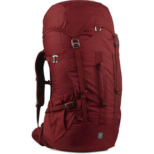 Lundhags Gneik 42 Backpack dark red dark red