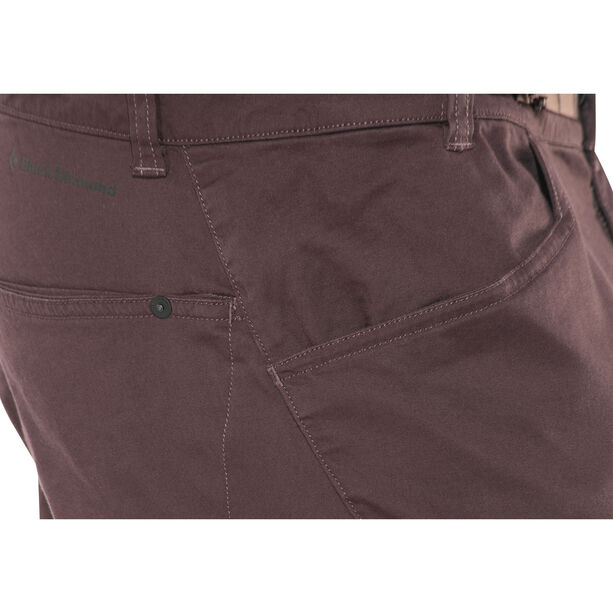 Black Diamond Credo Pants Herren mocha