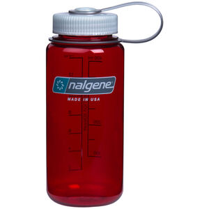 Nalgene Everyday Weithals Trinkflasche 500ml outdoor rot outdoor rot