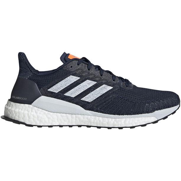 adidas Solar Boost 19 Low-Cut Schuhe Herren collegiate navy/blue tint/solar orange