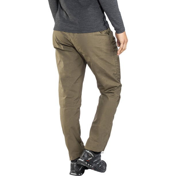 Fjällräven High Coast Fall Trousers Herren khaki