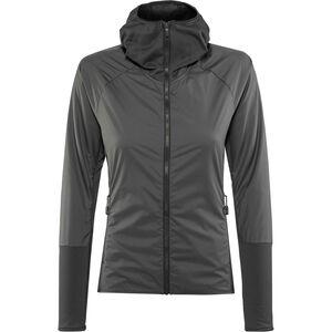 adidas TERREX Skyclimb Fleece Jacket Damen carbon carbon