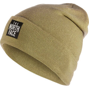 The North Face Dock Worker Beanie sand/black sand/black