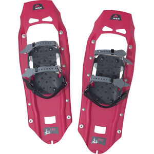 MSR Evo Trail 22 SnowShoes red red