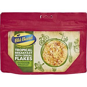 Bla Band Outdoor Frühstück Tropisches Frühstück mit Müsli