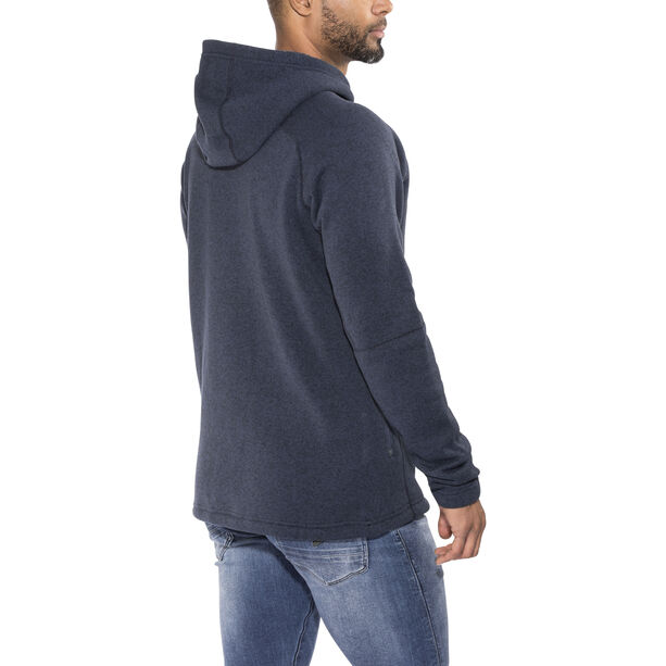 Haglöfs Swook Logo Hood Herren deep blue
