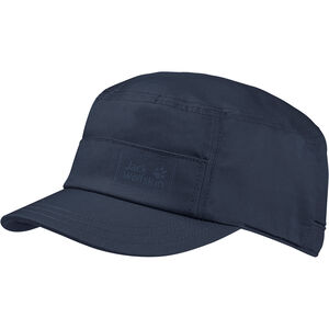 Jack Wolfskin Safari Cap night blue night blue