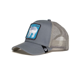 Goorin Bros. Bearrr Trucker Cap grey grey