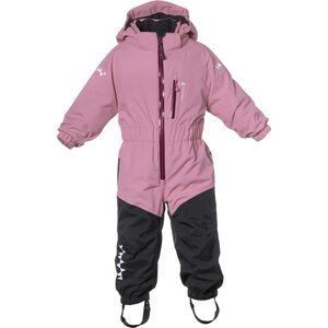 Isbjörn Penguin Snowsuit Kinder dusty pink dusty pink