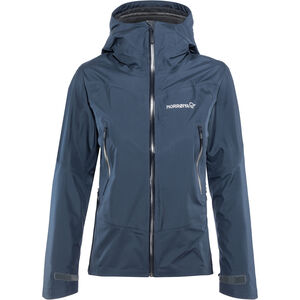 Norrøna Falketind Gore-Tex Jacket Damen indigo night indigo night