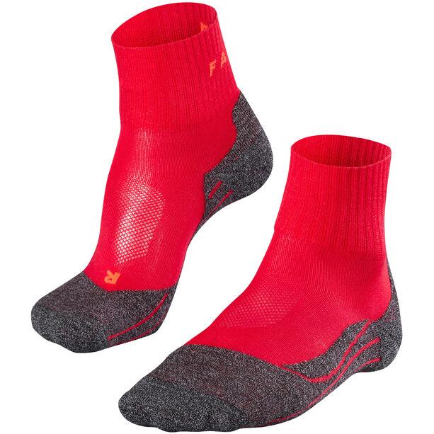 Falke TK2 Cool Short Trekking Socks Damen rose