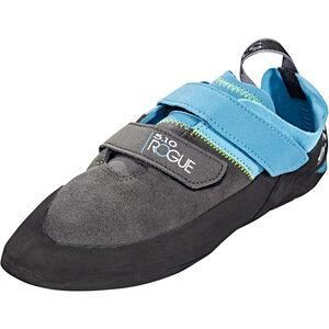 adidas Five Ten Rogue VCS Shoes Herren neon blue/charcoal neon blue/charcoal