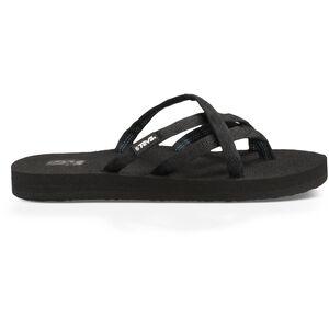 Teva Olowahu Sandals Damen mix b on black mix b on black