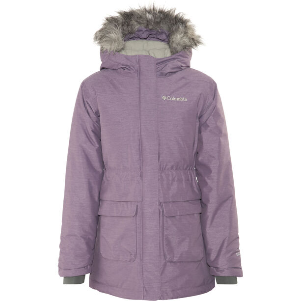 Columbia Nordic Strider Jacket Mädchen Antique Iris
