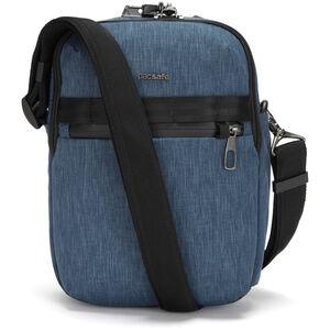 Pacsafe Metrosafe X Vertical Crossbody Bag dark denim dark denim