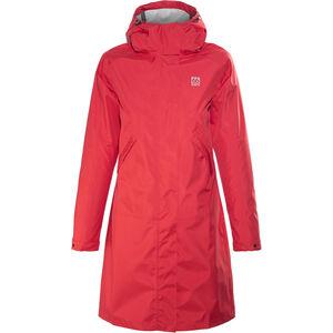 66° North Heidmork Coat Damen red red