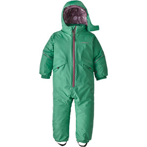 Patagonia Snow Pile One-Piece Baby Kinder plains green plains green