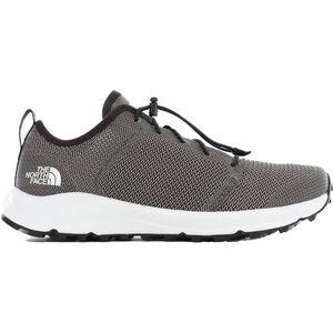 The North Face Litewave Flow Lace II Shoes Herren tnf black/tnf white tnf black/tnf white