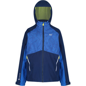Regatta Hydrate IV 3in1 Jacke Jungs prussian/oxford blue prussian/oxford blue