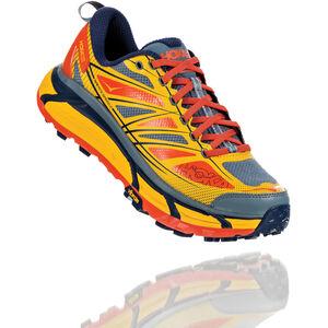 Hoka One One Mafate Speed 2 Running Shoes Herren old gold/moonlight ocean old gold/moonlight ocean