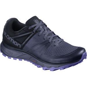 Salomon Trailster Shoes Damen crown blue/navy blazer/purple opule crown blue/navy blazer/purple opule
