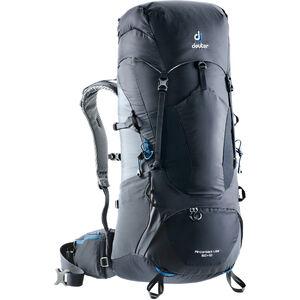 Deuter Aircontact Lite 50 + 10 Backpack black-graphite black-graphite