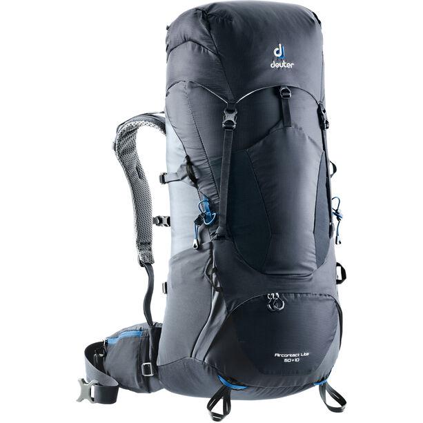 Deuter Aircontact Lite 50 + 10 Backpack black-graphite
