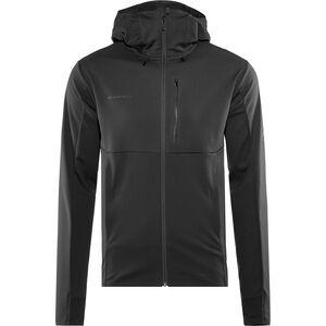 Mammut Ultimate V SO Hooded Jacket Herren black-black black-black